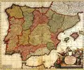 Hispaniarum Portugalliæque coronarum typus novus