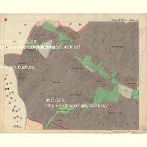 Zlabings - m2780-1-003 - Kaiserpflichtexemplar der Landkarten des stabilen Katasters