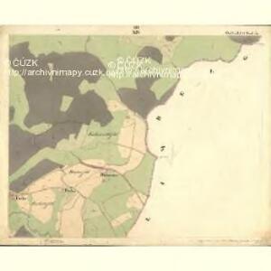 Heuraffel - c6182-1-014 - Kaiserpflichtexemplar der Landkarten des stabilen Katasters