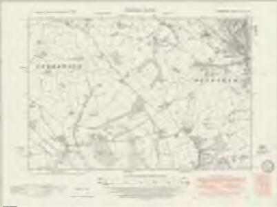 Derbyshire XLIV.SE - OS Six-Inch Map