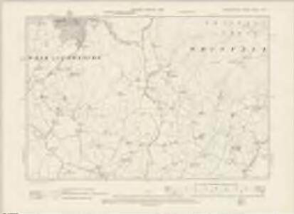 Westmorland XXXIV.NW - OS Six-Inch Map
