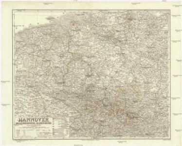 Hannover, Braunschweig, Oldenburg und die Hansestädte