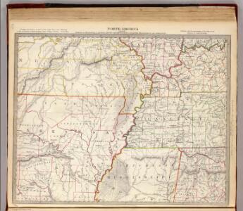 Missouri, Ill., Ky., Tenn., Ala., Miss., Ark.