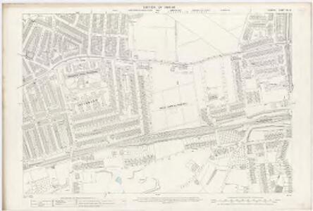 London XII.13 - OS London Town Plan