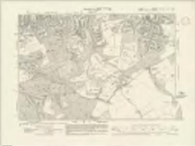 Surrey XIV.SE & XIVa.SW - OS Six-Inch Map