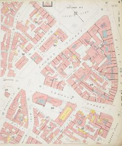 Insurance Plan of Sheffield (1888): sheet 4