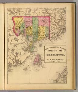 Charlotte Co., N.B.
