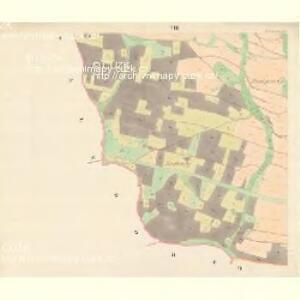 Heinrichswald (Kilerzow) - m1110-1-007 - Kaiserpflichtexemplar der Landkarten des stabilen Katasters
