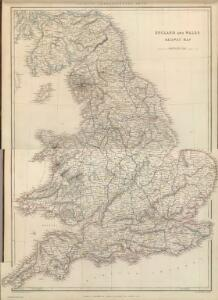 Composite:  England and Wales Railway Map.