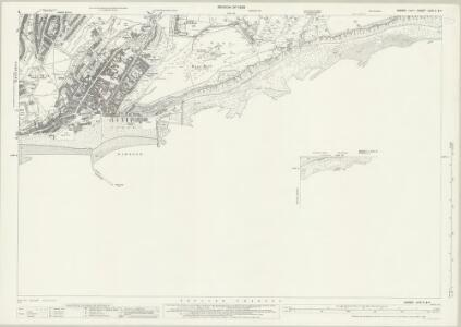Sussex LXXI.3 & 4 (includes: Hastings) - 25 Inch Map