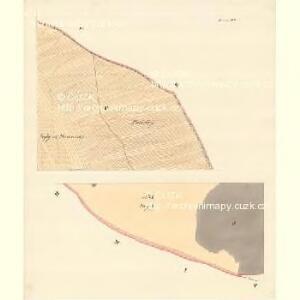 Howoran - m0869-1-004 - Kaiserpflichtexemplar der Landkarten des stabilen Katasters