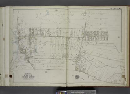 Part of Ward 5. [Map bound by Arthur Kill Road,       Rossville Ave, Woodrow Road, Foster Road (Rossville Ave), Ramona Ave, Maguire    Ave, Sandy Brook, Rossville Road, Pleasant Ave]