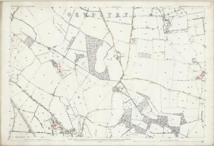 Shropshire XII.7 (includes: Selattyn; Whittington) - 25 Inch Map