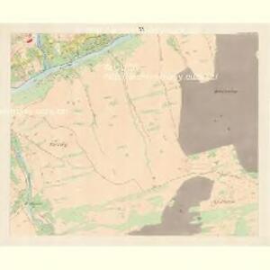 Neu Hrosenkau (Nowi Heasenkow) - m2073-1-020 - Kaiserpflichtexemplar der Landkarten des stabilen Katasters