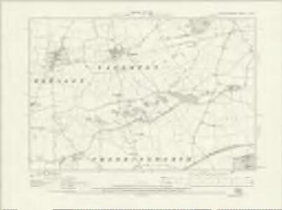 Leicestershire L.NW - OS Six-Inch Map