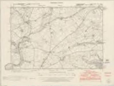Carmarthenshire XXVIII.NW & NE - OS Six-Inch Map