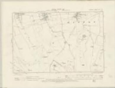 Wiltshire XLII.NW - OS Six-Inch Map