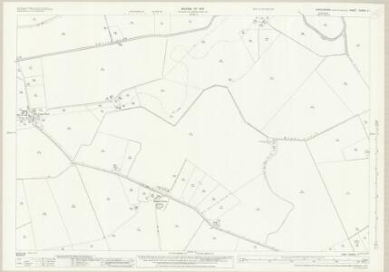 Lincolnshire CXXXVI.11 (includes: Lutton; Sutton Bridge) - 25 Inch Map