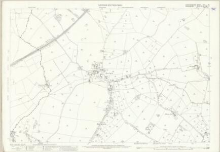 Staffordshire XVI.16 (includes: Madeley; Maer; Woore) - 25 Inch Map