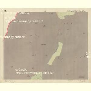 Aussergefild - c3755-1-011 - Kaiserpflichtexemplar der Landkarten des stabilen Katasters
