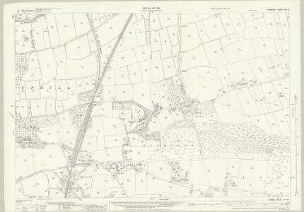 Somerset XVI.8 (includes: Bleadon; Hutton; Weston Super Mare) - 25 Inch Map