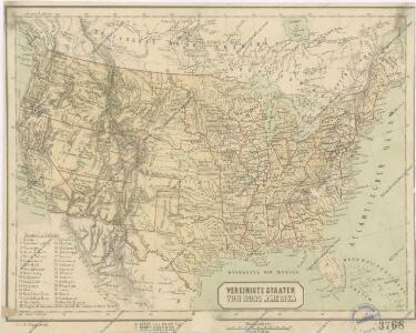 Vereinigte Staaten von Nord Amerika