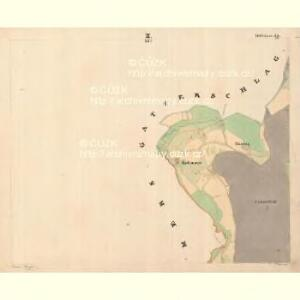 Kunass - c3705-1-002 - Kaiserpflichtexemplar der Landkarten des stabilen Katasters
