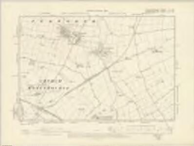 Gloucestershire III.SE - OS Six-Inch Map
