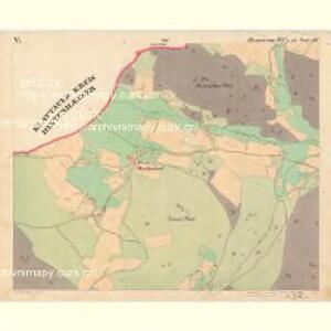 Hammern - c1768-1-005 - Kaiserpflichtexemplar der Landkarten des stabilen Katasters