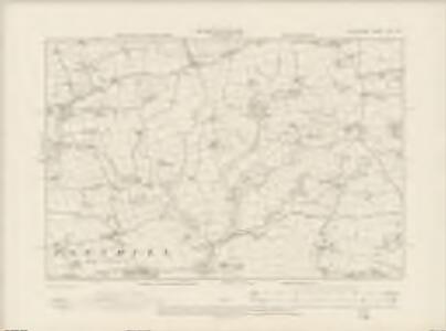 Devonshire XLIV.SE - OS Six-Inch Map