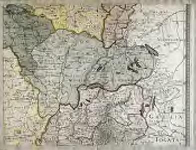 Galliæ antiquæ descriptio geographica, 4