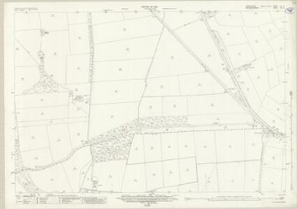 Lincolnshire LX.14 (includes: Hardwick; Kettlethorpe; Saxilby with Ingleby; Thorney) - 25 Inch Map