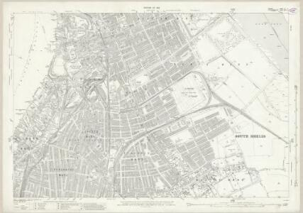 Durham IV.5 (includes: South Shields; Tynemouth) - 25 Inch Map