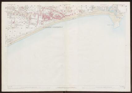 Devon CIII.4 (includes: Budleigh Salterton; Otterton) - 25 Inch Map