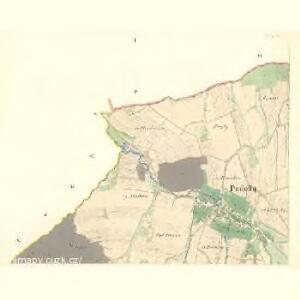 Podolly - m2334-1-001 - Kaiserpflichtexemplar der Landkarten des stabilen Katasters