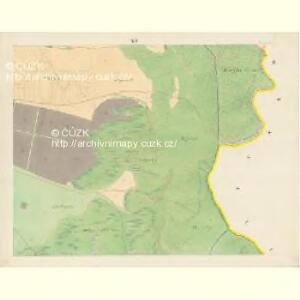 Bisenz (Bzenec) - m0321-1-011 - Kaiserpflichtexemplar der Landkarten des stabilen Katasters