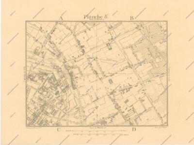 La Topographie de Paris ou Plan détaillé de la Ville de Paris 8