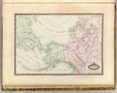 Amerique Russe, regions polaires boreales.