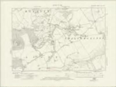 Wiltshire LXIX.NE - OS Six-Inch Map