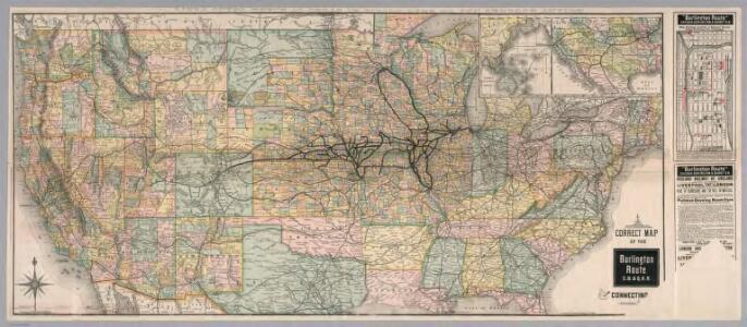 Burlington Route.