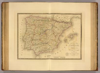 Espagne, Portugal, Andorre.
