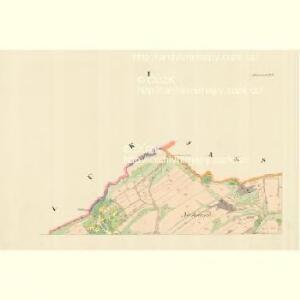 Mczenowitz - m1901-1-001 - Kaiserpflichtexemplar der Landkarten des stabilen Katasters