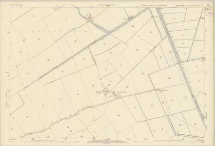 Lincolnshire CVII.2 (includes: Asgarby and Howell; Ewerby and Evedon; South Kyme) - 25 Inch Map