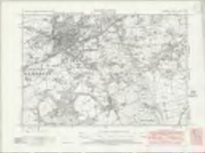 Cornwall LXIII.SW - OS Six-Inch Map