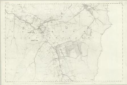 Cumberland XLII - OS Six-Inch Map