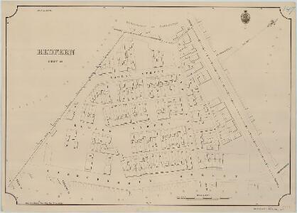 Redfern, Sheet 22, 1887