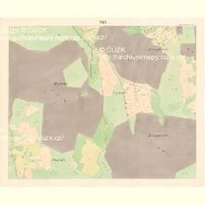 Neu Hrosenkau (Nowi Heasenkow) - m2073-1-030 - Kaiserpflichtexemplar der Landkarten des stabilen Katasters
