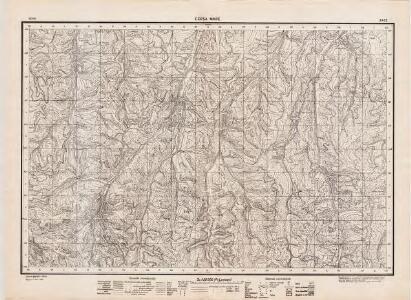 Lambert-Cholesky sheet 3462 (Copşa Mare)