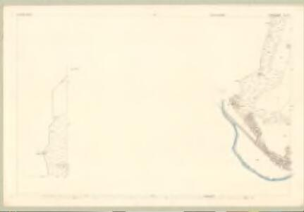 Roxburgh, Sheet III.5 (with inset III.1) (Melrose) - OS 25 Inch map
