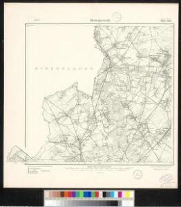 Meßtischblatt 2965.2966 : Herzogenrath, 1919